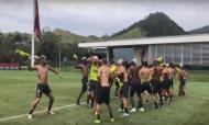 O castigo do meiinho do Flamengo