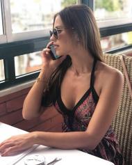 Martina Hrebenyuk, namorada de Artur Jorge (Foto: Instagram)