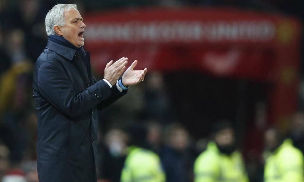 José Mourinho (Lusa)