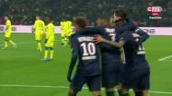 Mbappé imita Madjer na vitória sobre o Nantes