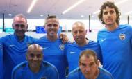 Treinadores da formação do Boca Juniors