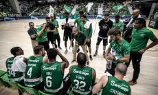 Basquetebol: Sporting confirmado na Liga dos Campeões