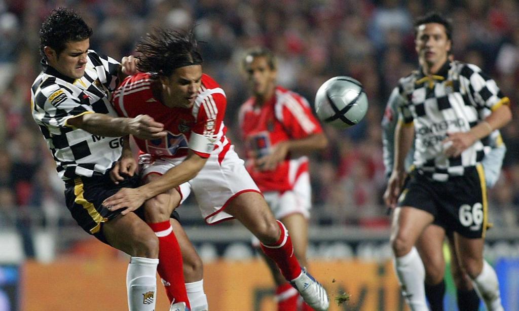 Boavista-Benfica: 3-0 em setembro de 2006