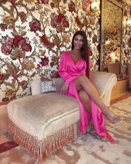 Filipa Brandão, esposa de Cédric Soares (Foto: Instagram)