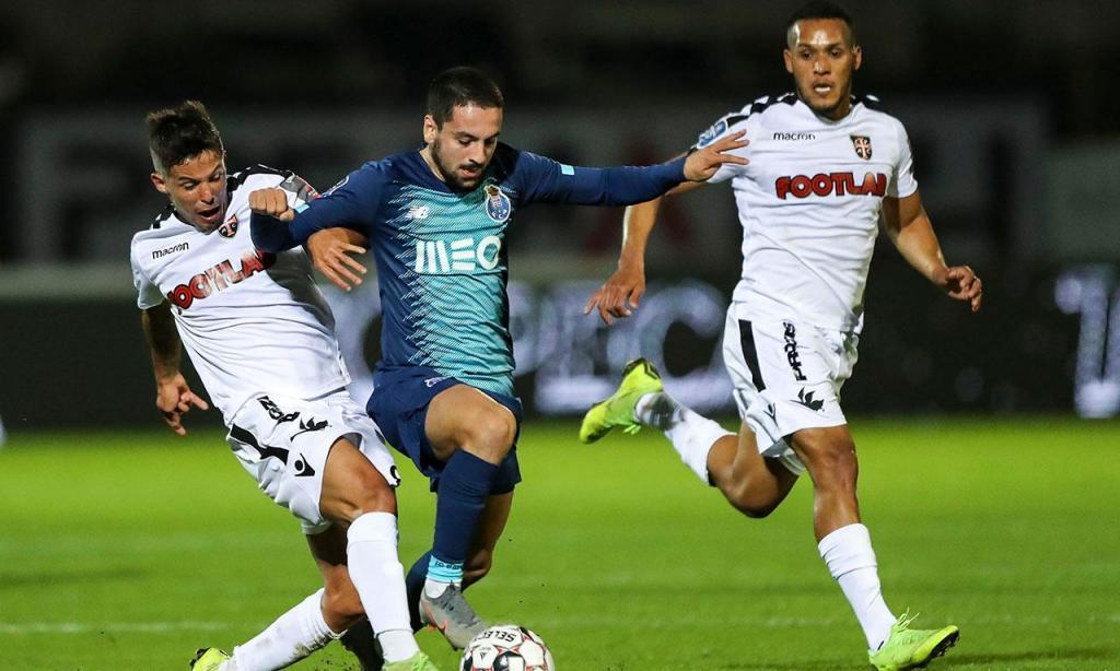 Casa Pia-FC Porto