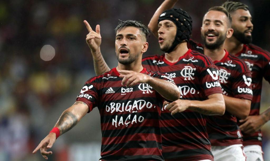 Flamengo (Fabio Motta (EPA)