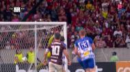 O resumo da goleada do Flamengo no adeus ao Maracanã em 2019