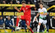 Monchengladbach-Bayern Munique
