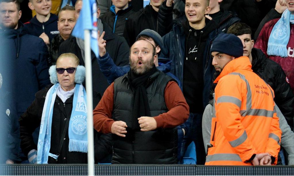 Adepto do Manchester City