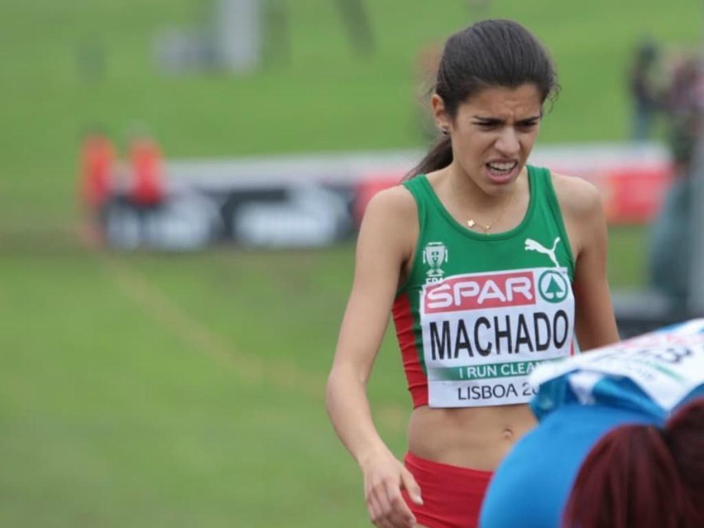 Mariana Machado (foto Federação Portuguesa de Atletismo)