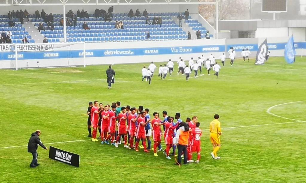 Feirense-Benfica B