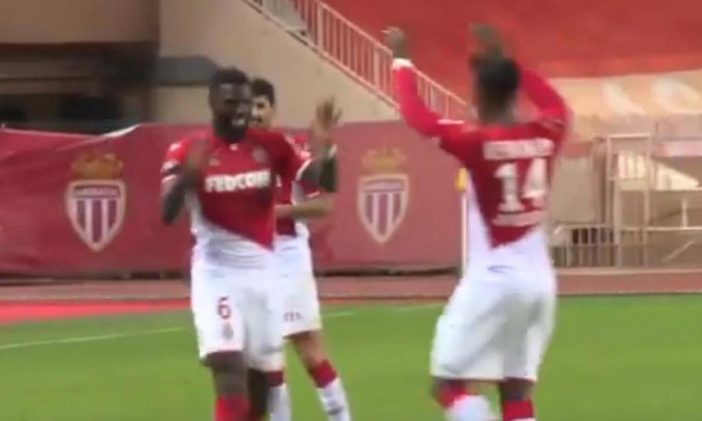 Bakayoko confunde número ao pensar que ia ser substituído (AS Monaco)