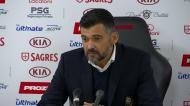 «Ouvi o treinador do Belenenses a realmente a melhor equipa não ganhou»