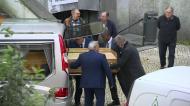 Vieira acompanhou cerimónias fúnebres de Rogério Pipi