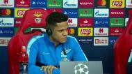 Douglas Santos atento a Vinícius, mas pede ousadia ao Zenit