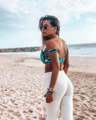 Patrícia Palhares, namorada de João Palhinha (Foto: Instagram)