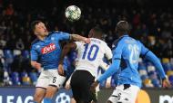 Liga dos Campeões: Nápoles-Genk