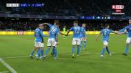 VÍDEO: Nápoles chega à goleada após mais uma grande penalidade