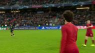 Champions: resumo do Salzburgo-Liverpool (0-2)