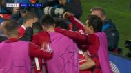 VÍDEO: grande jogada do Benfica e Cervi faz o primeiro golo