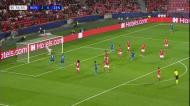 VÍDEO: Vlachodimos enorme a salvar o Benfica