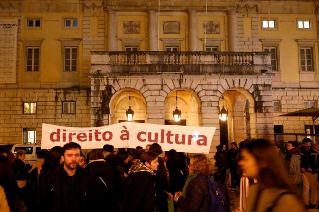 Protesto da Cultura
