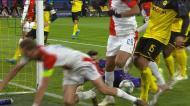 Champions: resumo do Borussia Dortmund-Slavia de Praga (2-1)