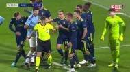 VÍDEO: Manchester City empata em lance com muita polémica