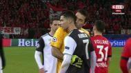 Champions: resumo do Bayer Leverkusen-Juventus (0-2)