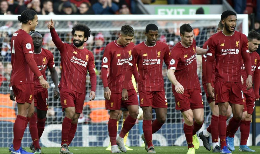 Liverpool-Watford