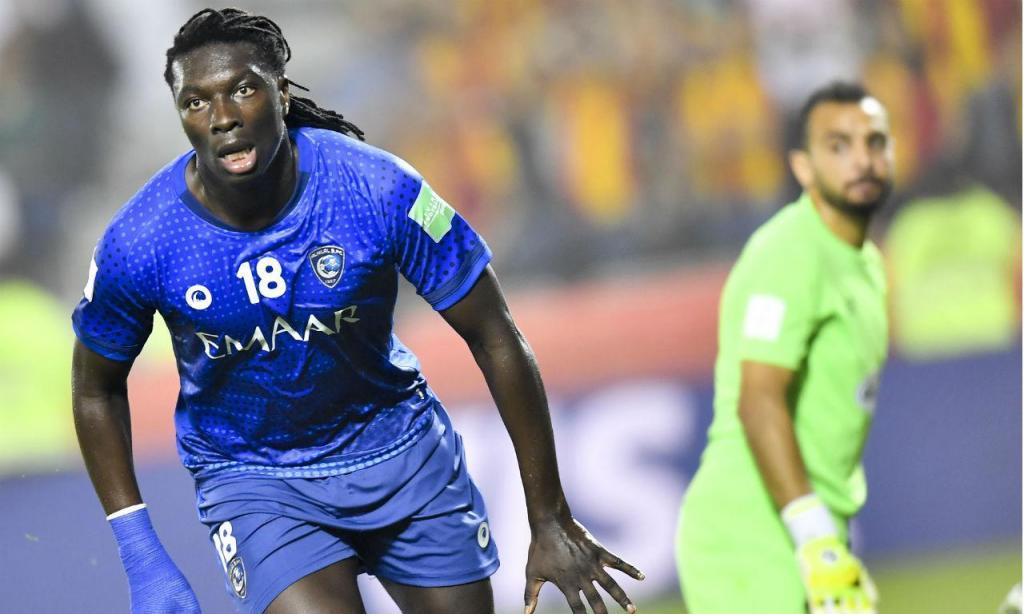 Bafétimbi Gomis (Al Hilal/França), 21 golos