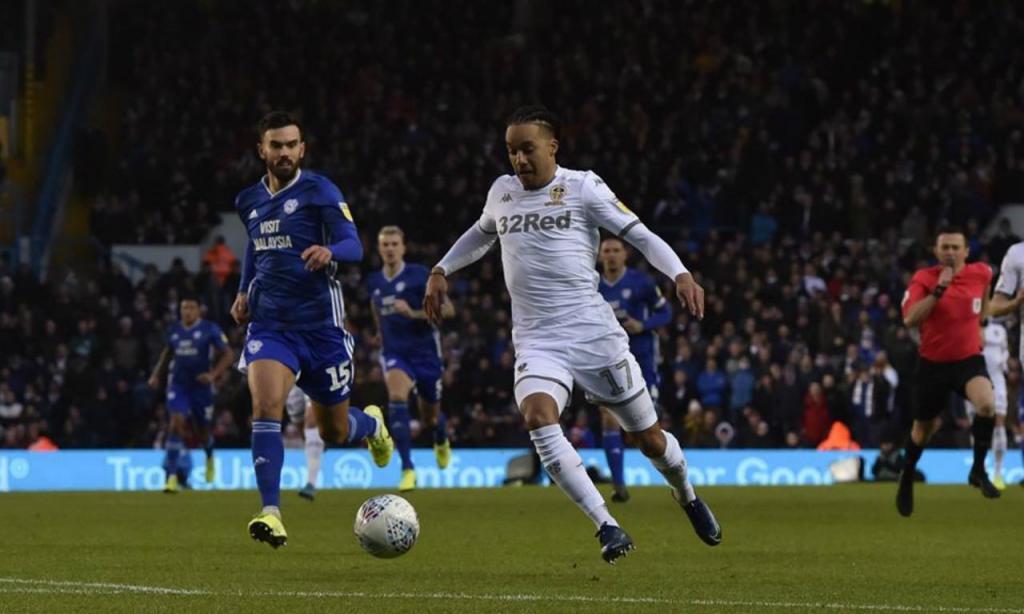 Leeds United-Cardiff (Leeds United)