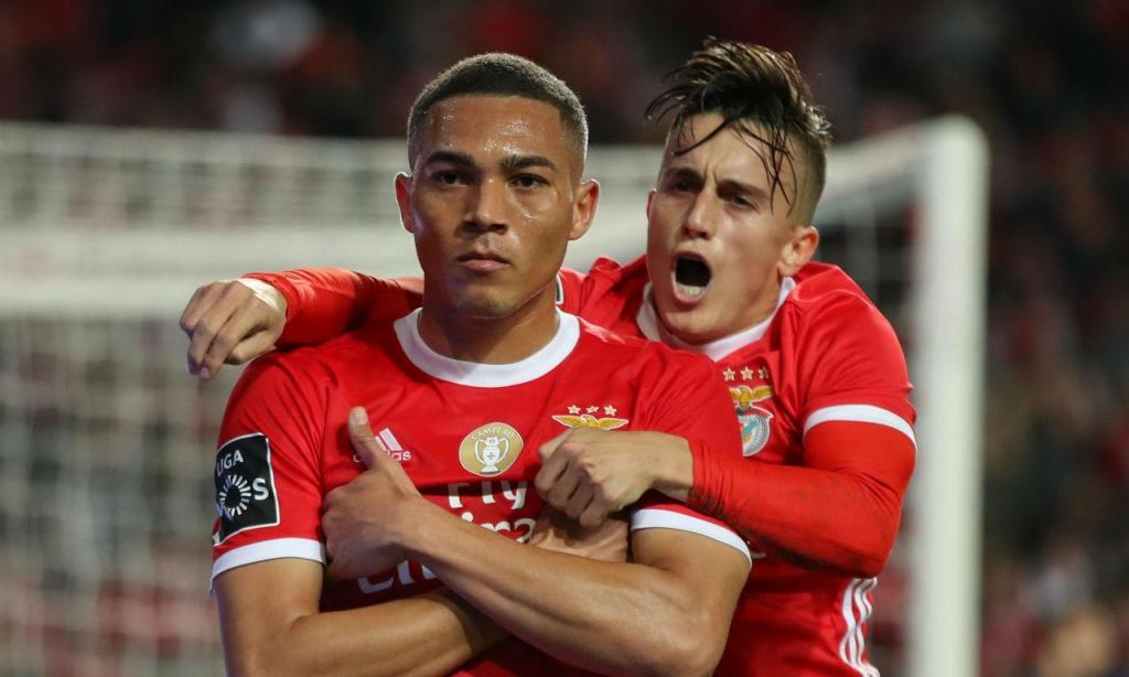FOTOS do Benfica-Famalicão