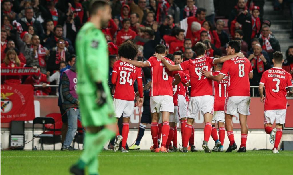 Benfica-Famalicão