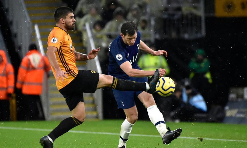 Wolves-Tottenham