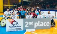 Portugal alcança segundo lugar no Europeu de andebol em cadeira de rodas (EHF)