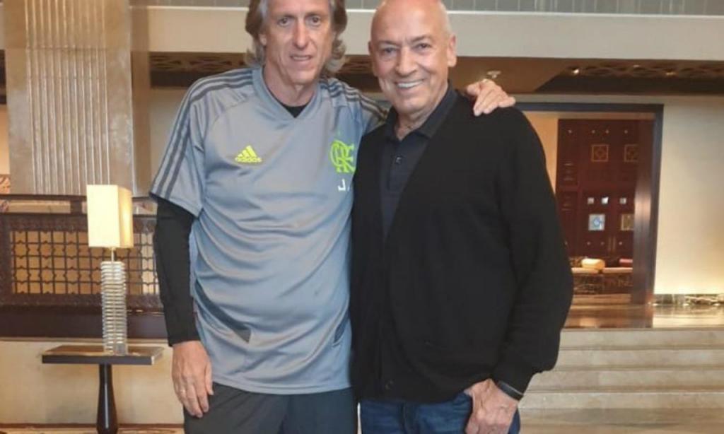 Jorge Jesus e Jesualdo Ferreira