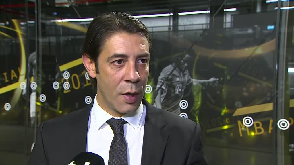 Rui Costa elogia trabalho de Lage