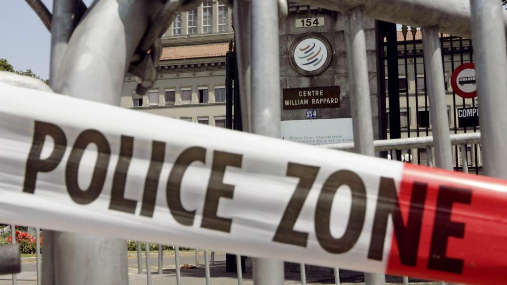 Polícia Suíça