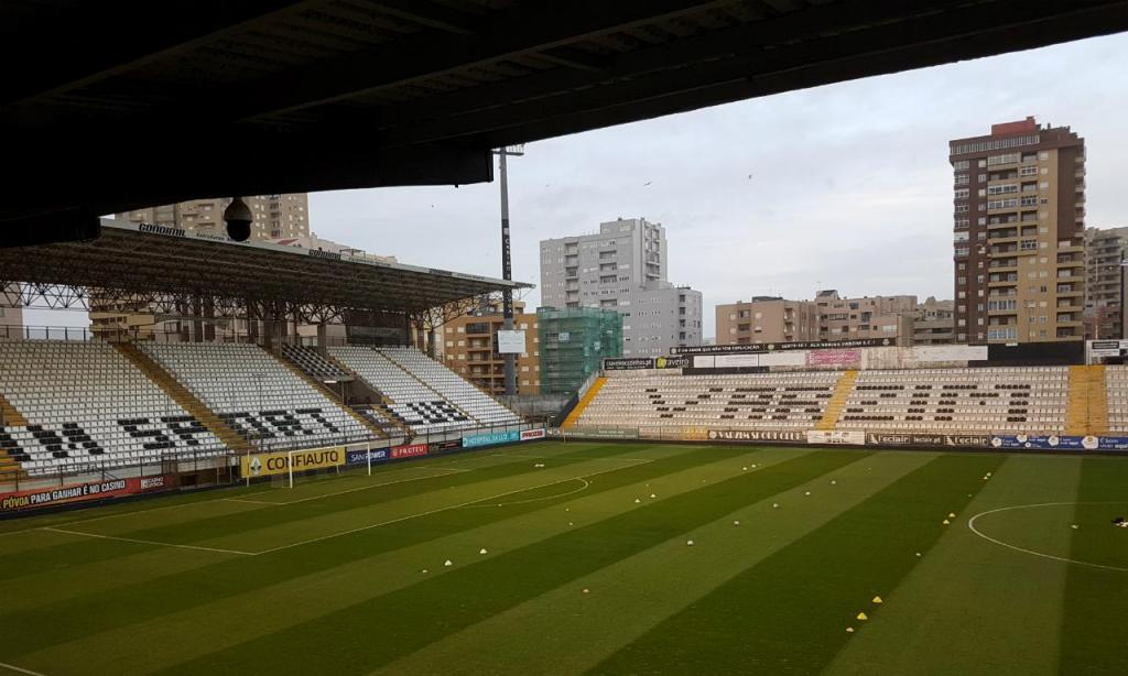 Estádio do Varzim Sport Clube (RJC)