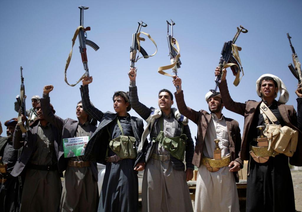 Iémen (guerras civis entre tribos são constantes)