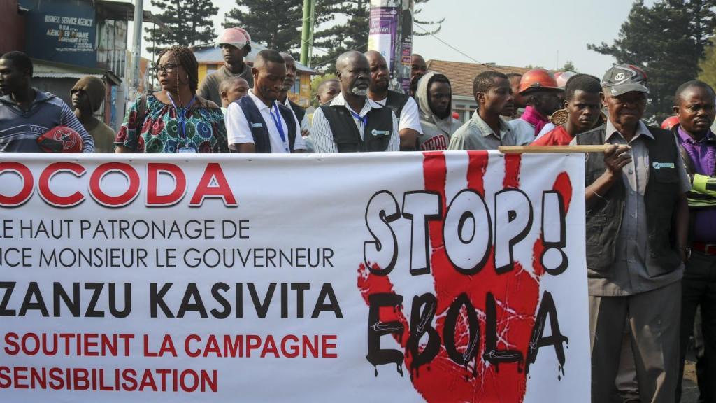 Congo (país vive um surto de ébola sem precedentes)