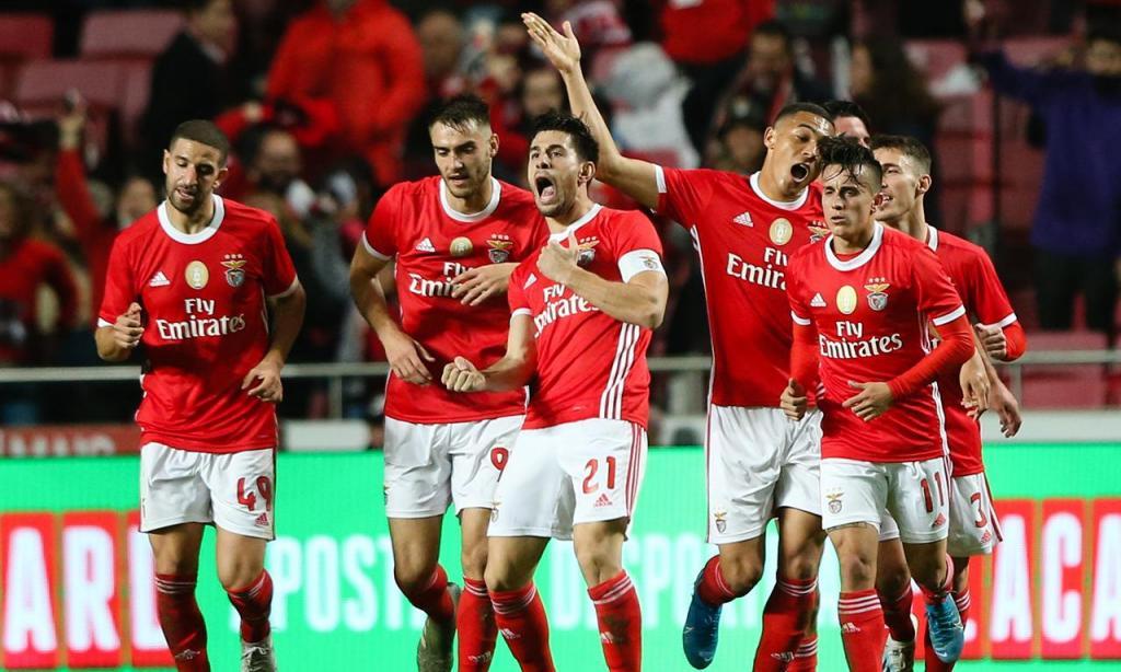 Taca Benfica Sp Braga 2 1 Resultado Final Maisfutebol
