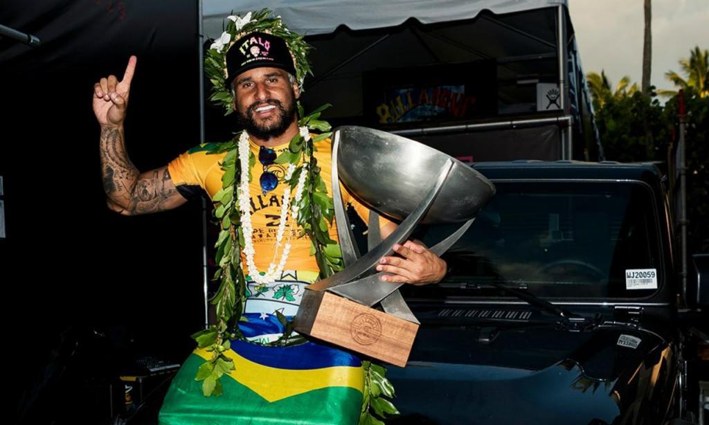 Italo Ferreira (foto World Surf League)
