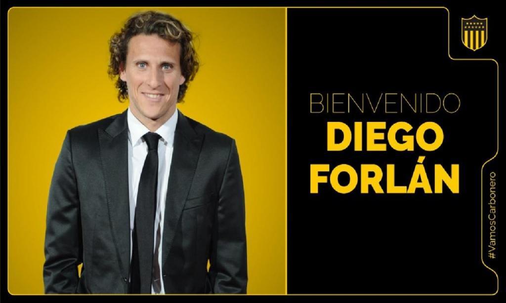 Diego Forlán (Peñarol)