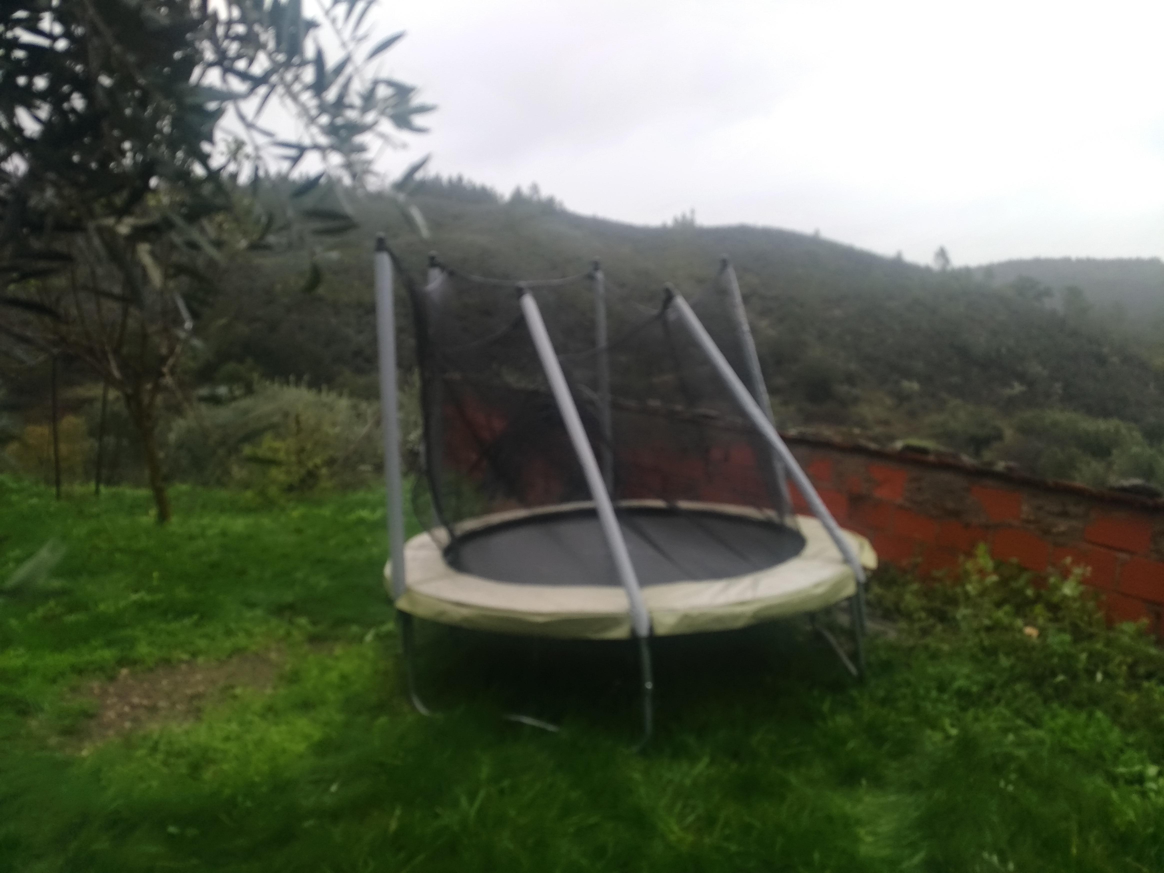 Mau tempo em Vila Velha de Rodão, Castelo Branco