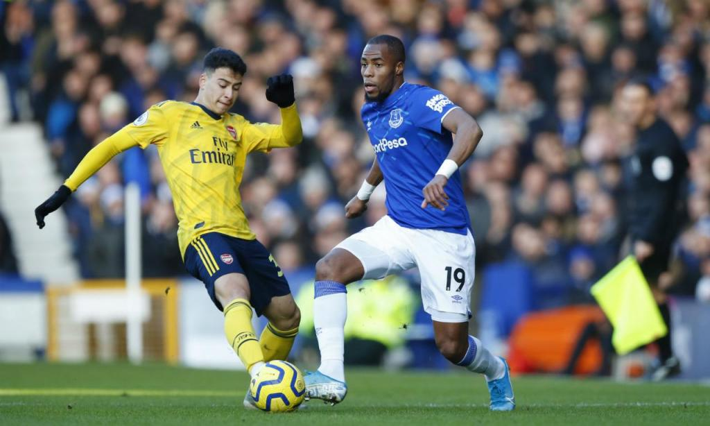 Everton-Arsenal (EPA/LYNNE CAMERON)