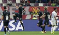 Monterrey-Al-Hilal (Associated Press)
