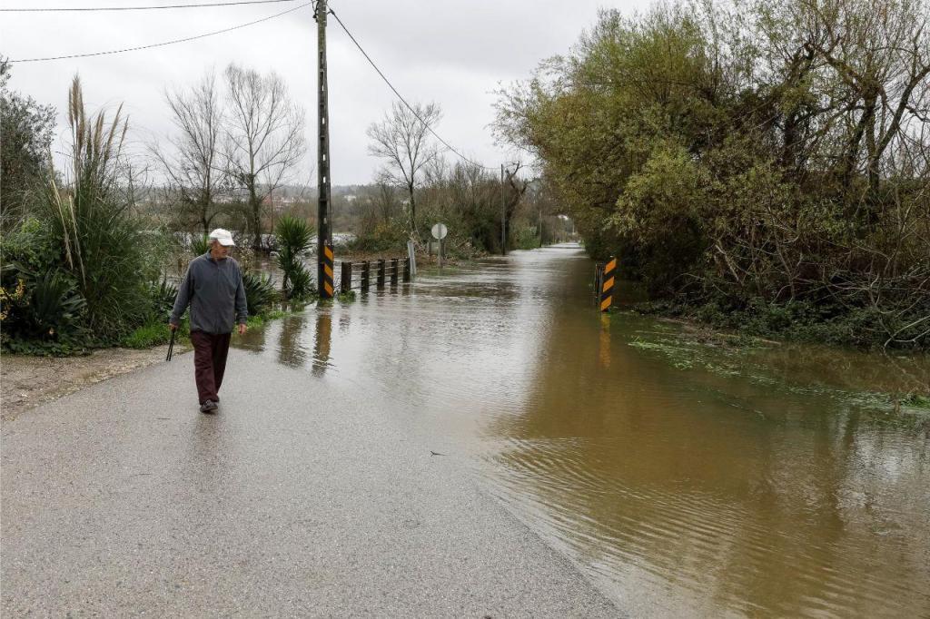 Inundações em Coimbra