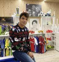 O Natal 2019 no mundo do futebol - Óliver